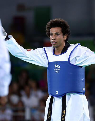 Rio'da Servet Tazegül çeyrek finalde