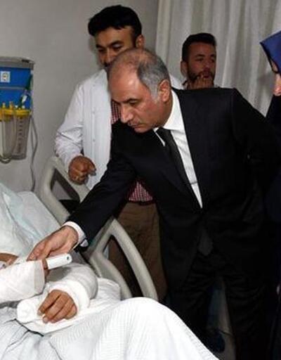 Bakan Efkan Ala'dan tayin isteyen yaralı polis şehit oldu