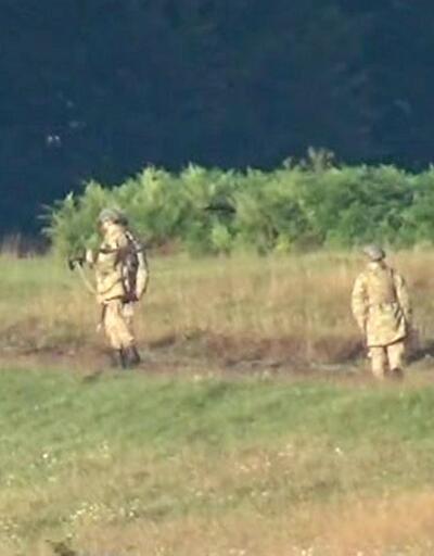 Ordu'da çatışma: 1 PKK'lı öldürüldü