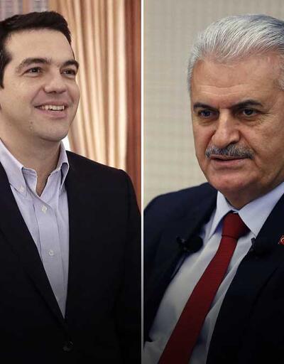 Çipras ve Yıldırım görüşmesi Yunan medyasına sızdı