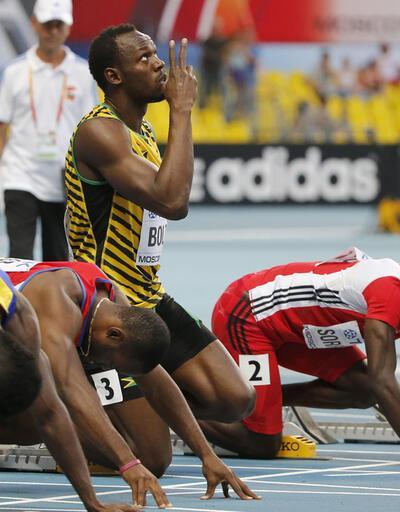 Usain Bolt'un rahatsızlığı skolyoz, ergenlikte ortaya çıkıyor