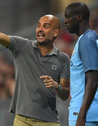 Guardiola Yaya Toure'nin kabusu oldu