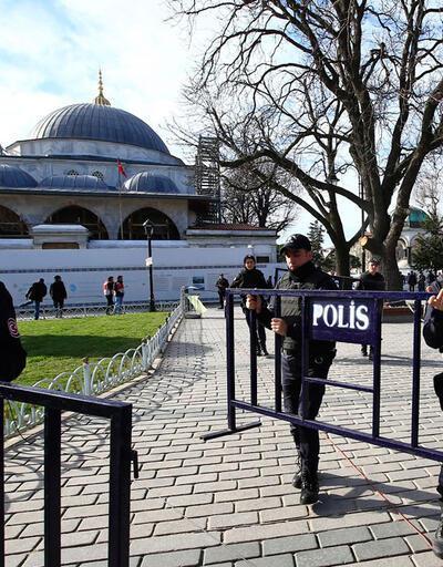 Sultanahmet'teki canlı bomba saldırısında 6 sanığa tahliye