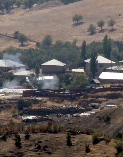 PKK Derecik'te üs bölgesine saldırdı