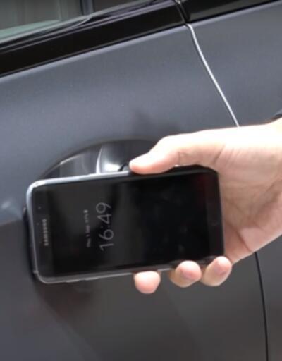 Mercedes'in anahtarı cep telefonunuz oluyor