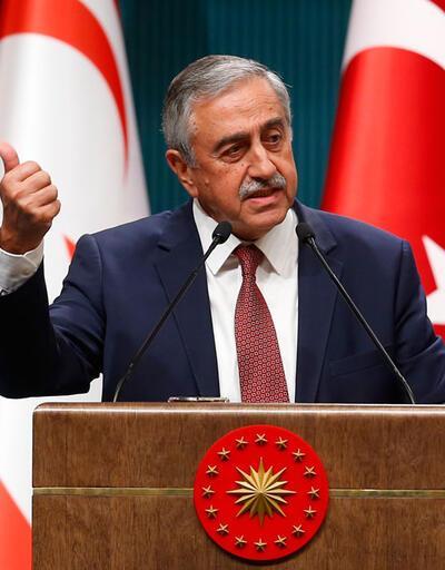 KKTC Cumhurbaşkanı Mustafa Akıncı çözüm için tarih verdi