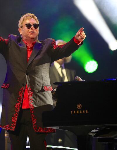 Elton John'dan Türkiye mesajı