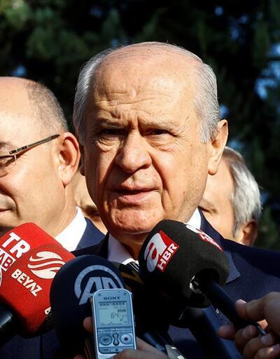 Devlet Bahçeli: 'Türkiye ABD'nin 53. eyaleti değildir'