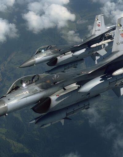 Pülümür kırsalında PKK hedeflerine hava harekatı