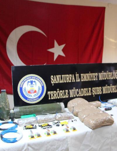 Şanlıurfa'da IŞİD üyesi 2 terörist canlı bomba yelekleriyle yakalandı