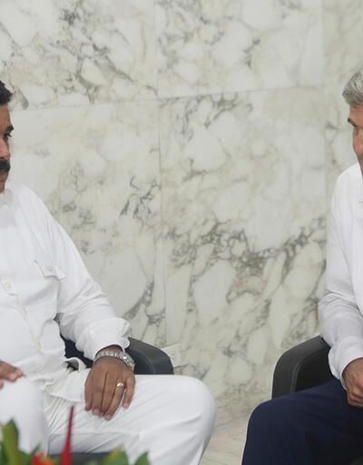 Kolombiya barışı Venezuela ve ABD'yi de ilk kez bir araya getirdi