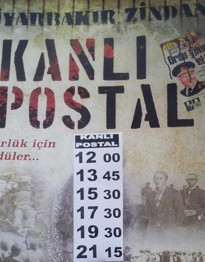 'Kanlı Postal' filmi Diyarbakır'da salon bulamadı