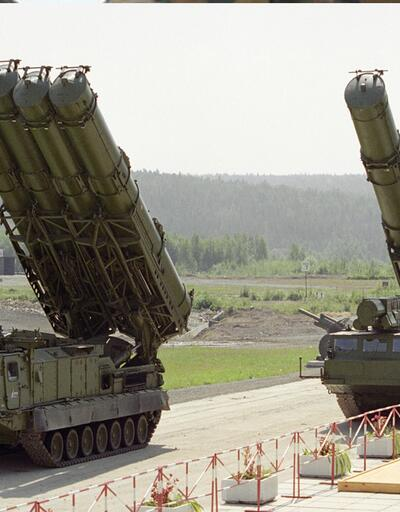 Rusya'dan Suriye'ye S-300 teslimatı
