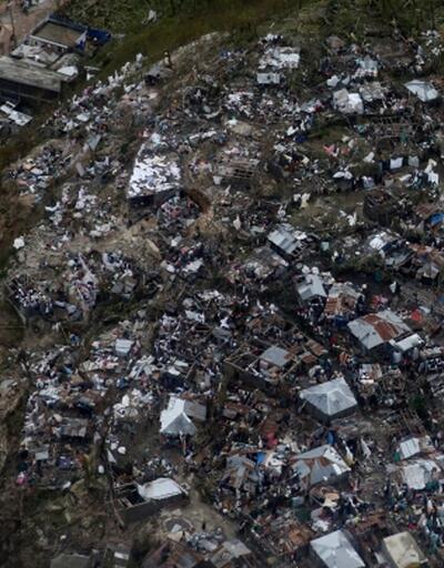 Matthew Kasırgası: Haiti'de ölü sayısı artıyor