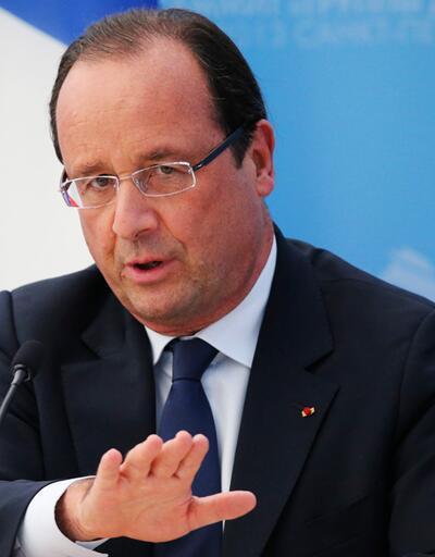 Hollande: İslamla ilgili bir sorun var