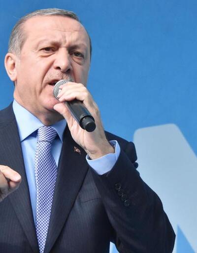 Cumhurbaşkanı Erdoğan'dan yeni idam açıklaması