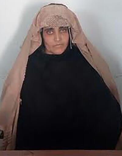 Afgan kızı Pakistan'da tutuklandı