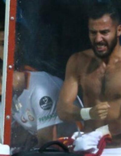 Galatasaray'da yıldız futbolcu kadro dışı