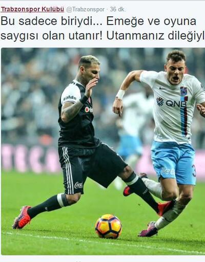 Trabzonsporluları çıldırtan pozisyon