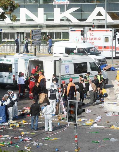 Son dakika... Ankara Garı katliamı davasında karar çıktı