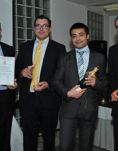 Türk ekibe İsviçre'de inovasyon ödülü