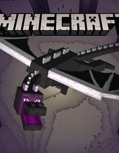 Minecraft Pocket Edition'a Elder Dragon geliyor!