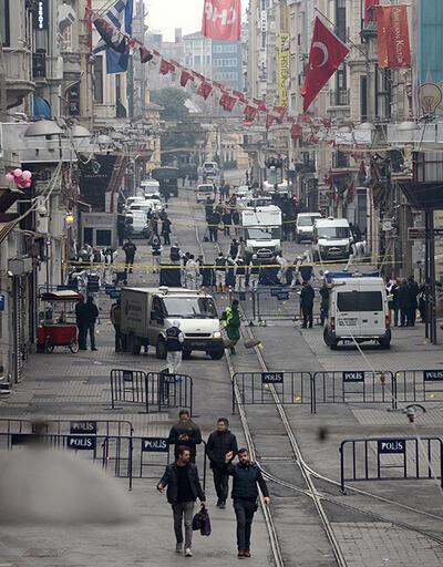 İstiklal Caddesi saldırısında 5 DEAŞ'çıya 18 kez ağırlaştırılmış müebbet istemi