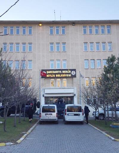 Bitlis'te vali belediye başkanlığına kayyım olarak atandı