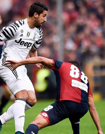 Juventus deplasmanda dağıldı