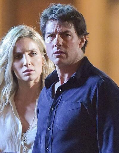 Tom Cruise'dan 'Mumya' sürprizi