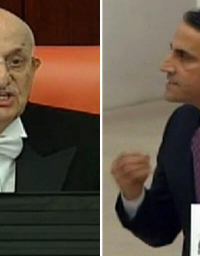 TBMM Başkanı'ndan HDP'lilere sert yanıt