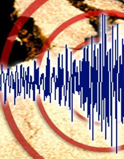 Datça'da 4.3 şiddetinde deprem