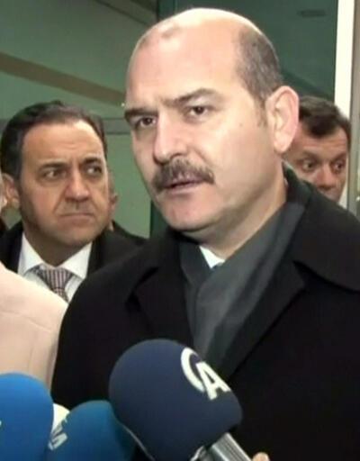 İçişleri Bakanı'ndan patlama açıklaması