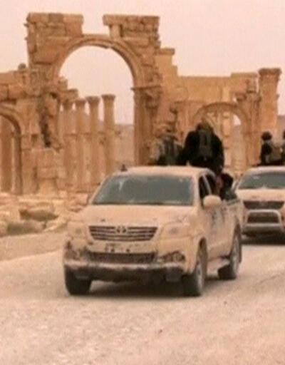 Palmira antik kenti DEAŞ'ın eline geçti