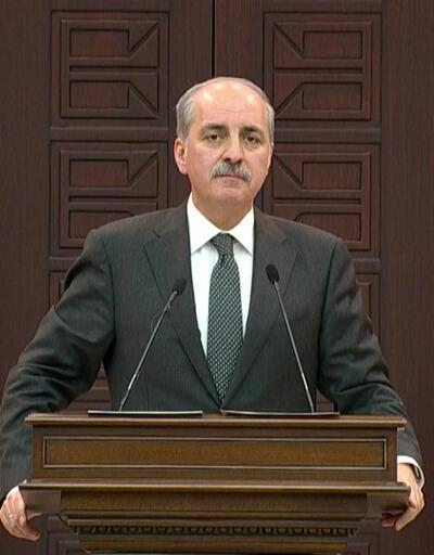 Numan Kurtulmuş'tan Avrupa'ya PKK çağrısı