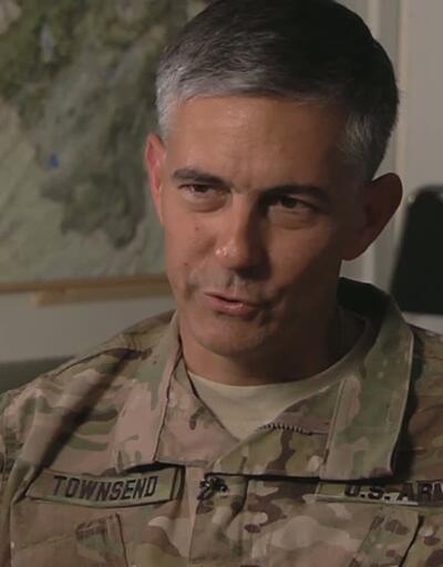 ABD'li komutan Townsend: DEAŞ'ın eline geçen silahlar tehlike arz edebilir