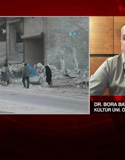 Bora Bayraktar: Rusya'nın Halep'te tutunması çok zor