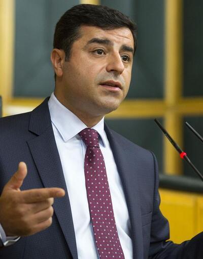 Adana'daki davada Selahattin Demirtaş hakkında karar çıktı