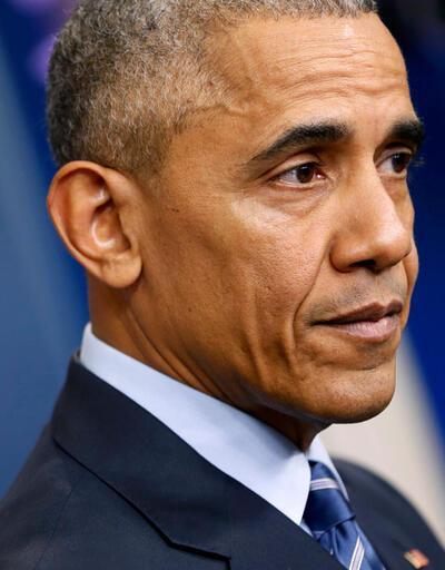 Obama: Suriye, Rusya ve İran'ın ellerinde kan var