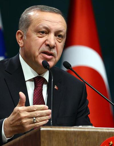 Erdoğan: Milli seferberlik ruhuyla mücadele edeceğiz
