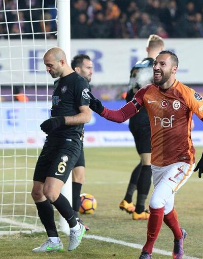 Ankara'da 4 gollü muhteşem maç