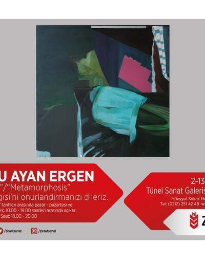 Burcu Ayan Ergen'den 2017'nin ilk sergisi