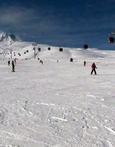 İki bakanlık arasında kış turizmi imzası