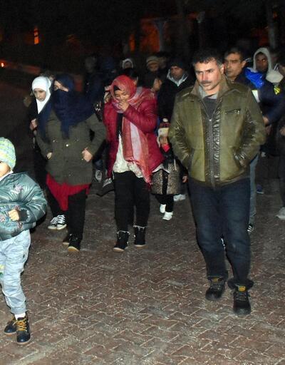 Burdur'da 140 yasa dışı göçmen yakalandı