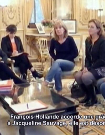 Hollande kocasını öldüren kadını affetti
