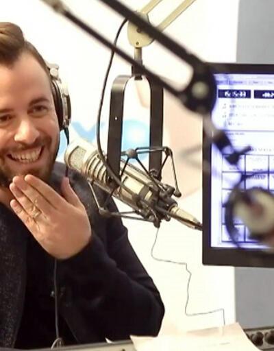 Emre Aydın, Radyo D'ye konuk oldu