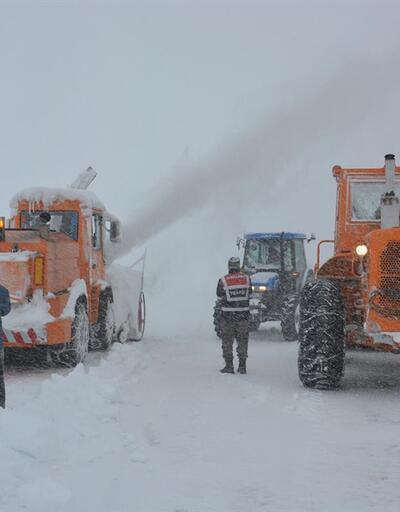 Uludağ'da kar kalınlığı 2 metreyi aştı