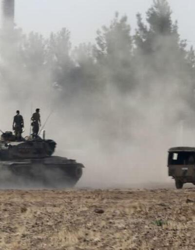 TSK: Fırat Kalkanı Harekatında 18 DEAŞ'lı öldürüldü