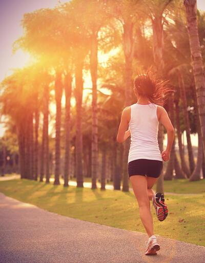 Kadınlar rahat rahat koşmak istiyorlar