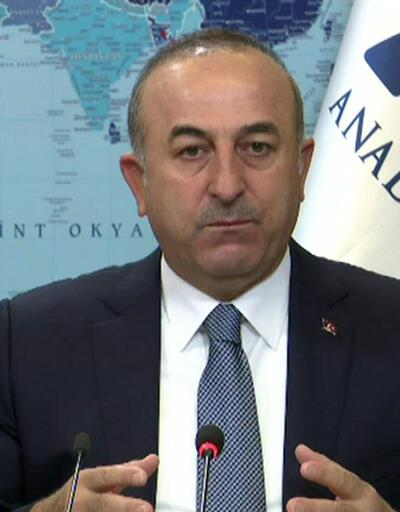 Çavuşoğlun'dan ABD hakkında 'güven bunalımı' açıklaması